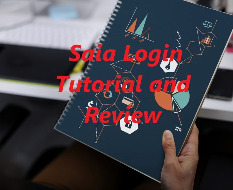 Saia Login Tutorial and Review image